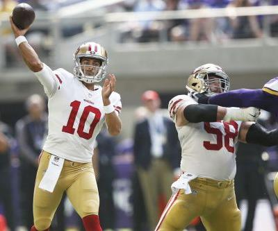 Detroit Lions Vs. San Francisco 49ers Live Stream: How To Watch NFL Week 2 For Free