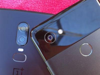 I was blown away by how well this $530 phone's camera compared to Google's $650 Pixel 2, the best smartphone camera in the world