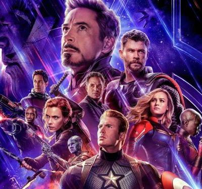 Which Android phone starred in Avengers: Endgame?
