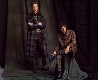 Checkpoint: Roch Barbot & Gordon Bothe for Style Magazine Italia