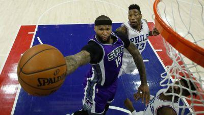 Pelicans announce acquisition of DeMarcus Cousins