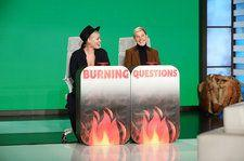 Pink Reveals She Slashed Carey Hart's Tires in Hilarious 'Burning Questions' Game on 'Ellen': Watch