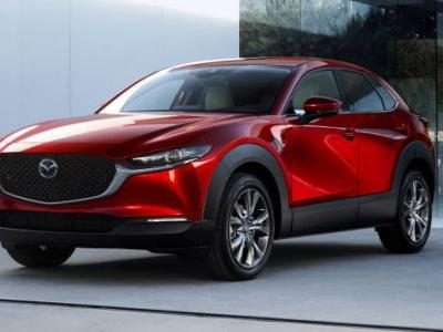 The New Mazda CX-30 Turns Mazda's Lineup Into a Russian Doll Collection of Small SUVs