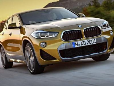 2018 BMW X2 Priced From Just Under $40,000