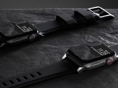 Nomad launches its new Rugged Strap for Apple Watch with ultra-durable design