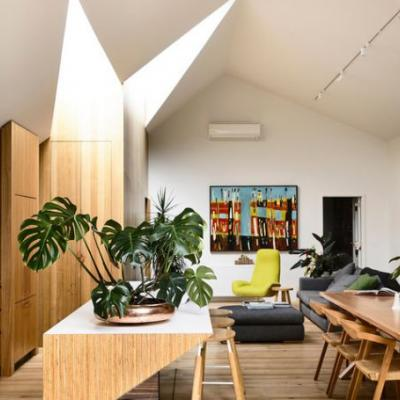 His & Her House / FMD Architects