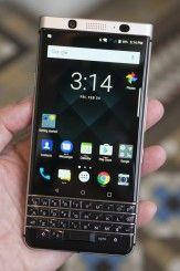Hands On with the BlackBerry KEYone
