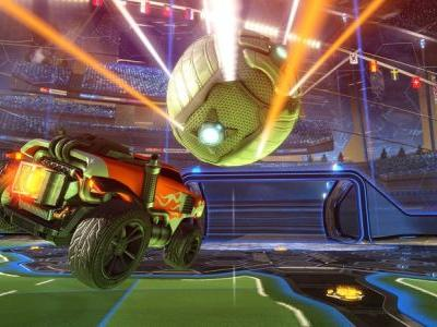 Rocket League now supports cross-play between Xbox One and PlayStation 4