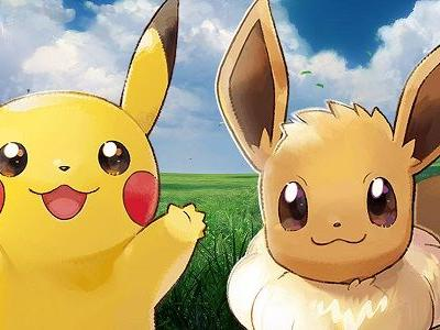 Pokemon Launches Let's Go Pikachu And Let's Go Eevee With Nostalgic Trailer