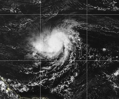 Tropical Storm Dorian could become a hurricane by Wednesday