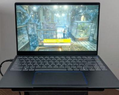 Hands-on with Intel's i7-1185G7 Tiger Lake prototype laptop