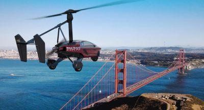 Spare $400K? Get Holland's New Liberty Flying Car