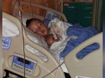 Mom warns parents after mosquito bite leaves 6-year-old son in ICU
