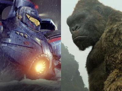 Could Pacific Rim Cross Over With Godzilla And King Kong? Here's What Steven DeKnight Says