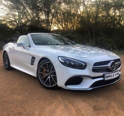 Next Mercedes SL To Be Sportier Thanks To Development By AMG