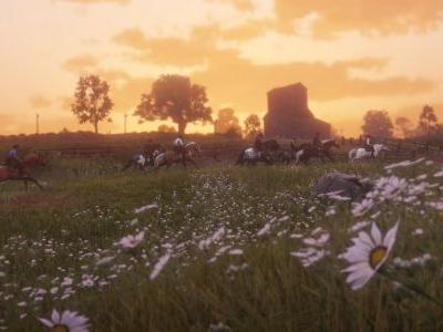 Here's 27 New Red Dead Redemption 2 Screenshots