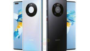 The Huawei Mate 40 Pro's specs and renders have leaked