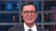 Colbert Turns Trump's Trade War With China Into A Terrible New Taco Bell Slogan