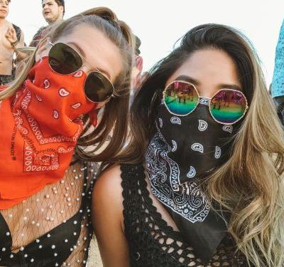 Going To Coachella With My Best Friend Was An Instagram Game-Changer