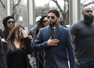 The Latest: Trial judge assigned in 'Empire' actor's case