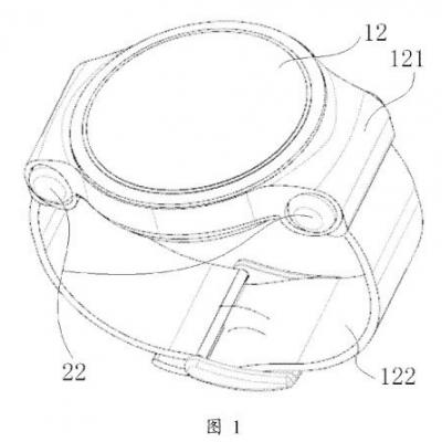 Huawei Developing Smartwatches With Built-In Earbuds