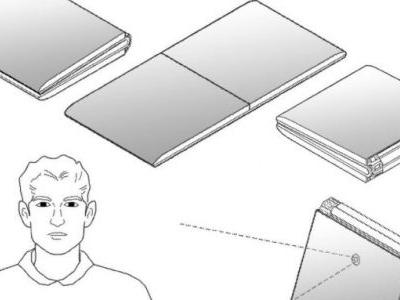 LG foldable phone will use two screens that merge into one