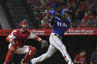Briceno's walk-off HR sends Angels past Rangers 5-4 in 11