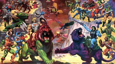By the Power of Grayskull! Masters of the Universe Movie Sets 2019 Release