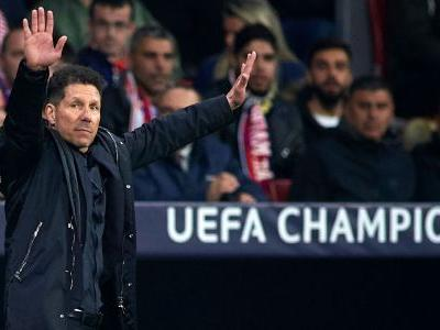 Atletico boss Simeone explains explicit gesture: It 'took balls' to include Costa, Morata