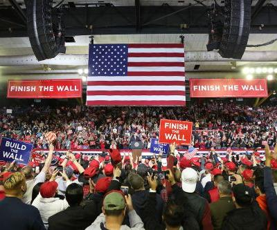 Trump's El Paso Rally's Crowd Size Wasn't As Big As He Claims, Officials Say