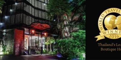 The Continent Hotel won Thailand's Leading Boutique Hotel Awards