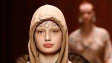 Burberry 'Deeply Sorry' For Sending Model Wearing Noose Down Runway