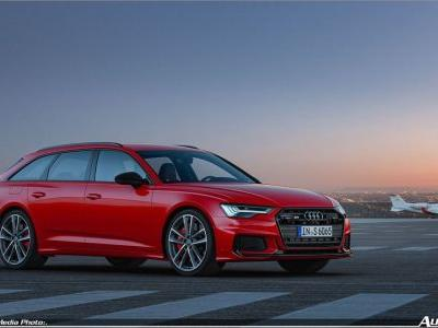 Photo Gallery: All new Audi S6