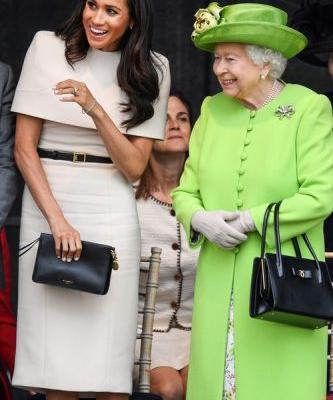 Meghan Markle's Givenchy Cape Dress Is Pure Sartorial Magic