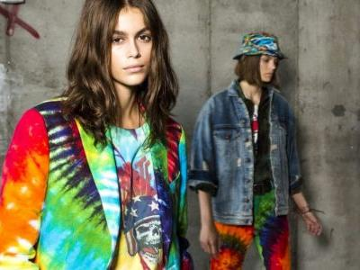 Tie-dye is making a comeback and here's our shopping list