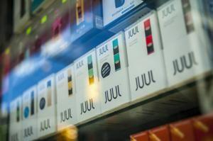 Juul suspends sale of most of e-cigarette flavors in U.S