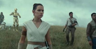 'Star Wars: The Rise of Skywalker Trailer: J.J. Abrams Returns to a Galaxy Far, Far Away