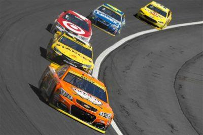 2016 NASCAR Sprint Cup Chase Grid heading into Kansas