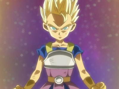 Dragon Ball: 20 Crazy Details About Cabba, Kale, and Caulifla
