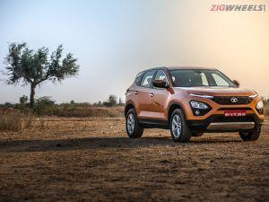 Tata Harrier Launch Confirmed For January 23