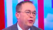 Mick Mulvaney Says DHS Can't 'Spend Money From Mexico' For Border Wall