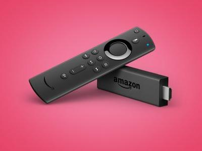 Pre-Black Friday price cut on the 4K Fire TV Stick at Amazon