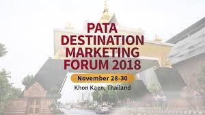 PATA Destination Marketing Forum 2018 to be held in Khon Kaen