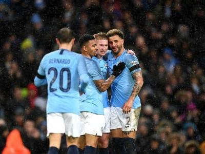Manchester City Crush Burnley in FA Cup, 5-0: Reaction & Tweets