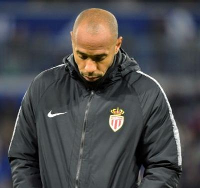 Henry suspended by Monaco pending final decision on Arsenal legend's future