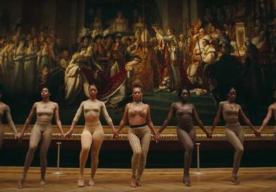 """The Music Video For """"Apesh*t"""" On 'Everything Is Love' Filmed In The Most Glam Place"""