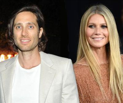 Gwyneth Paltrow shares photos from wedding to Brad Falchuk