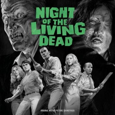 The Night Of The Living Dead to receive first-ever soundtrack release