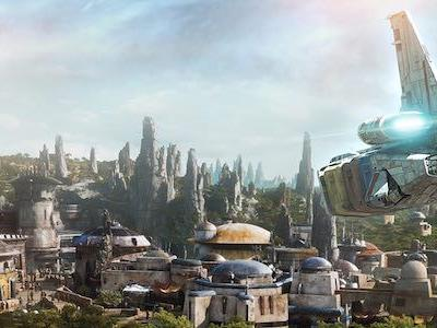 How To Get A Taste Of Star Wars: Galaxy's Edge Before It Opens