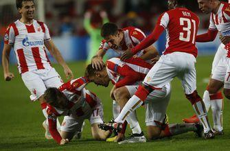 Red Star upsets Liverpool in 2-0 win in Champions League